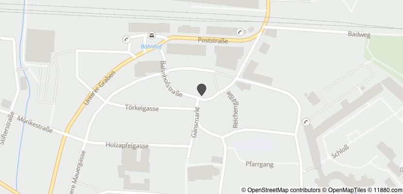 Auf Stadtplan Bad Mergentheim anzeigen