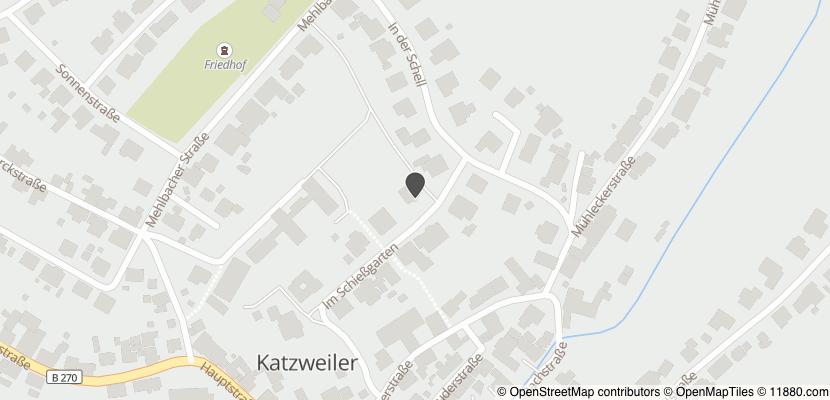 Auf Stadtplan Katzweiler anzeigen