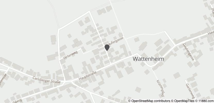 Auf Stadtplan Wattenheim, Pfalz anzeigen