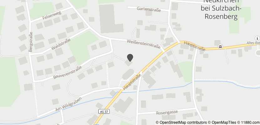 Auf Stadtplan Neukirchen bei Sulzbach-Rosenberg anzeigen