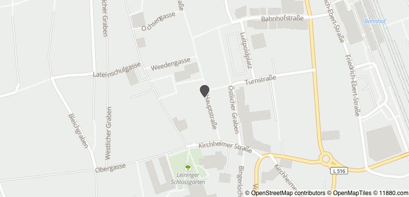 Auf Stadtplan Grünstadt anzeigen