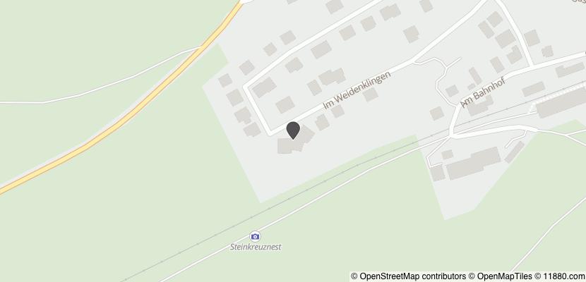 Auf Stadtplan Wald-Michelbach anzeigen