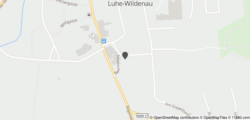 Auf Stadtplan Luhe-Wildenau anzeigen