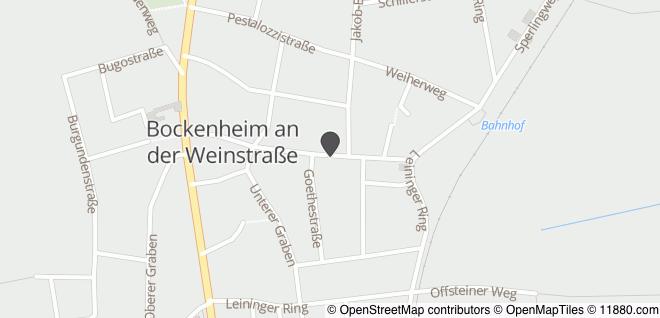 Bäckerei Bockenheim