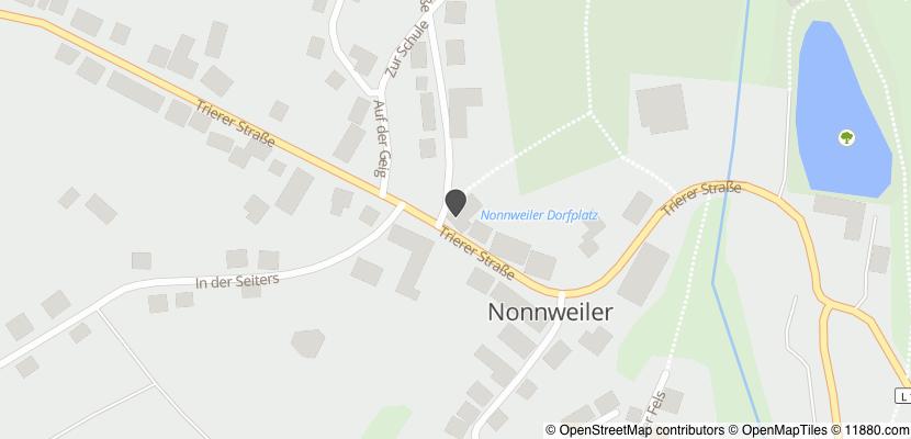 Auf Stadtplan Nonnweiler anzeigen