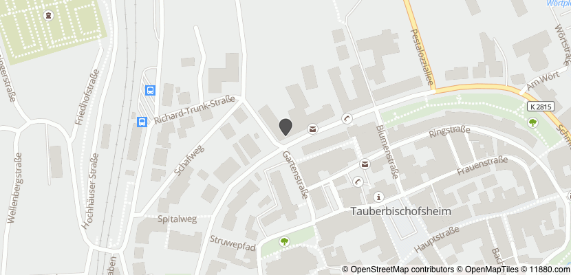 Auf Stadtplan Tauberbischofsheim anzeigen