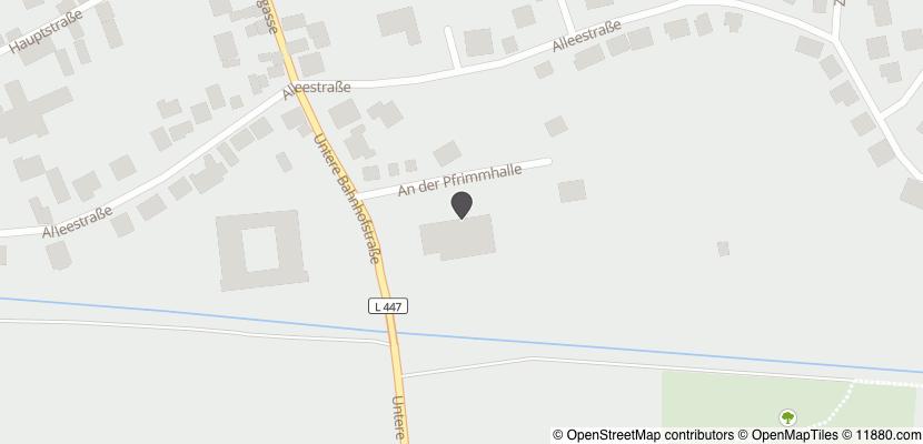 Auf Stadtplan Albisheim, Pfrimm anzeigen