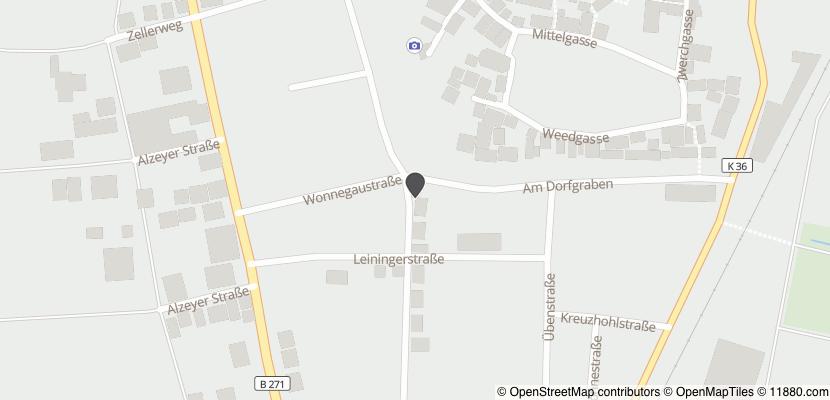 Auf Stadtplan Flörsheim-Dalsheim anzeigen