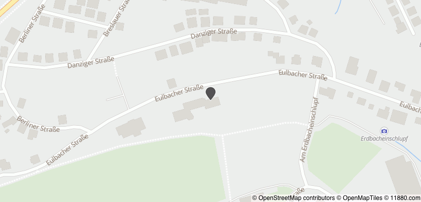 Auf Stadtplan Erbach, Odenwald anzeigen