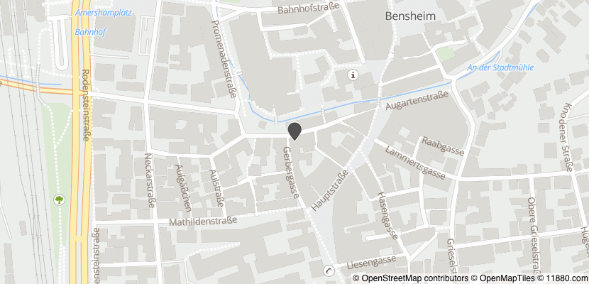 Auf Stadtplan Bensheim anzeigen