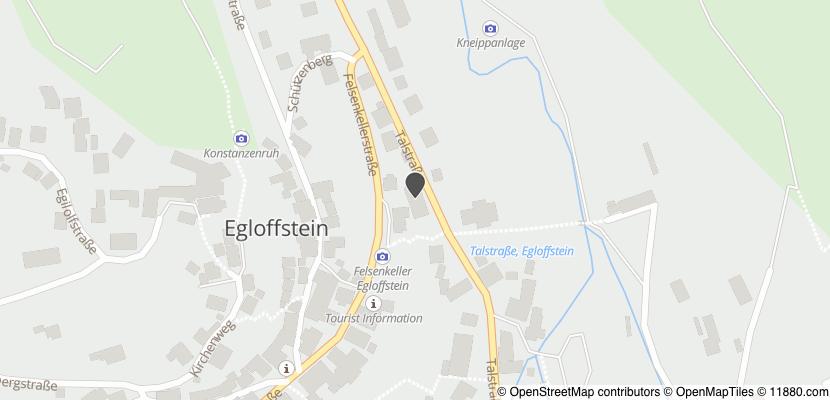 Auf Stadtplan Egloffstein anzeigen