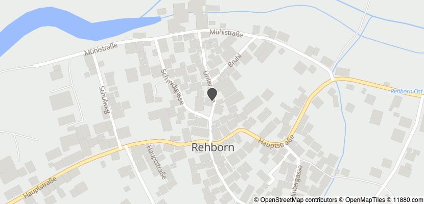 Auf Stadtplan Rehborn anzeigen