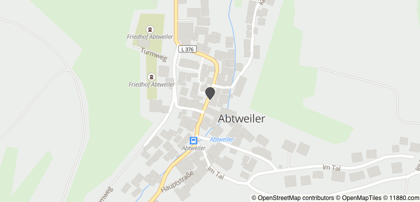 Auf Stadtplan Abtweiler anzeigen