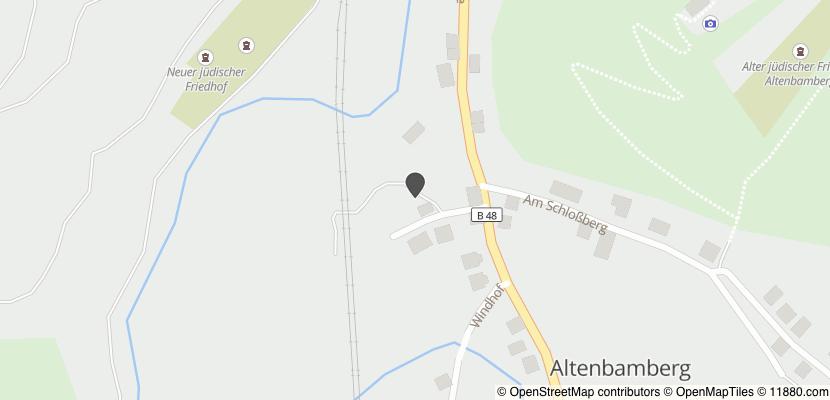 Auf Stadtplan Altenbamberg anzeigen