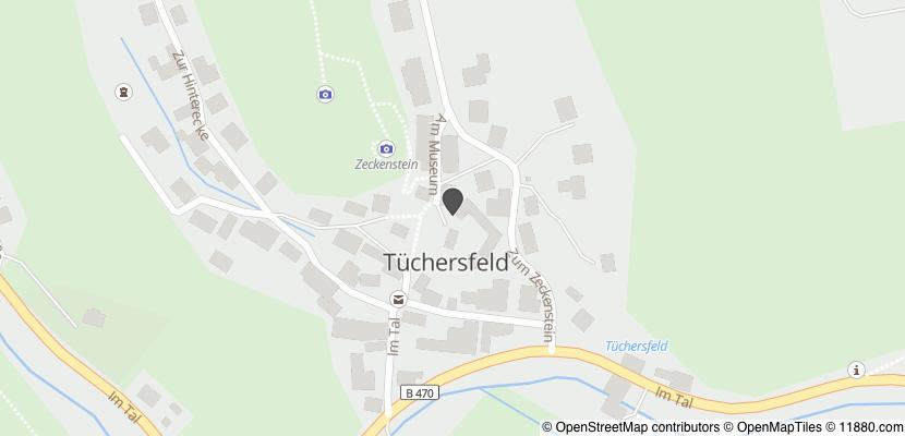 Auf Stadtplan Pottenstein, Oberfranken anzeigen