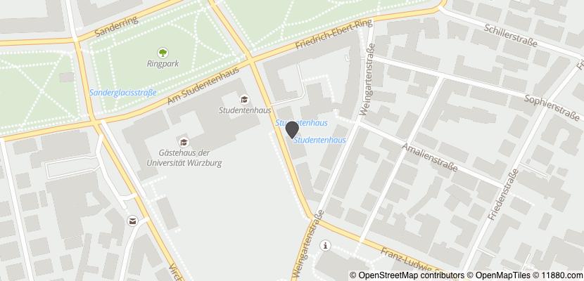Auf Stadtplan Würzburg anzeigen