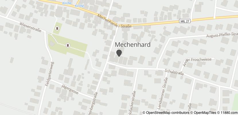 Auf Stadtplan Erlenbach am Main anzeigen