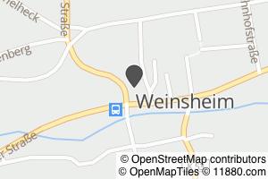 Auf Stadtplan Weinsheim, Kreis Bad Kreuznach anzeigen