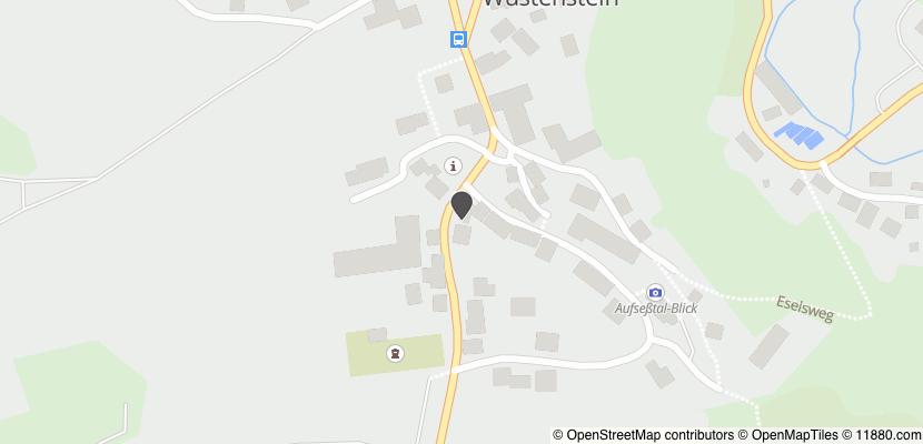 Auf Stadtplan Wiesenttal, Fränkische Schweiz anzeigen