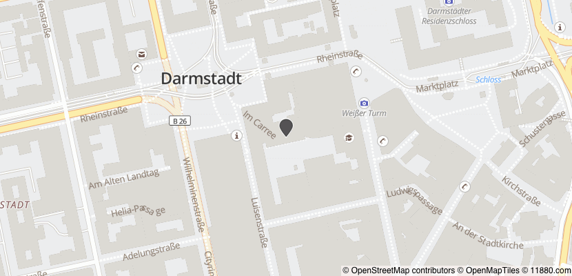 Auf Stadtplan Darmstadt anzeigen