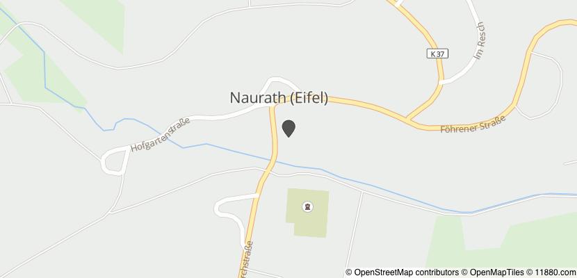 Auf Stadtplan Naurath, Eifel anzeigen