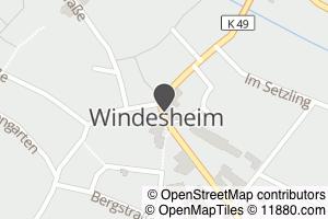 Auf Stadtplan Windesheim anzeigen