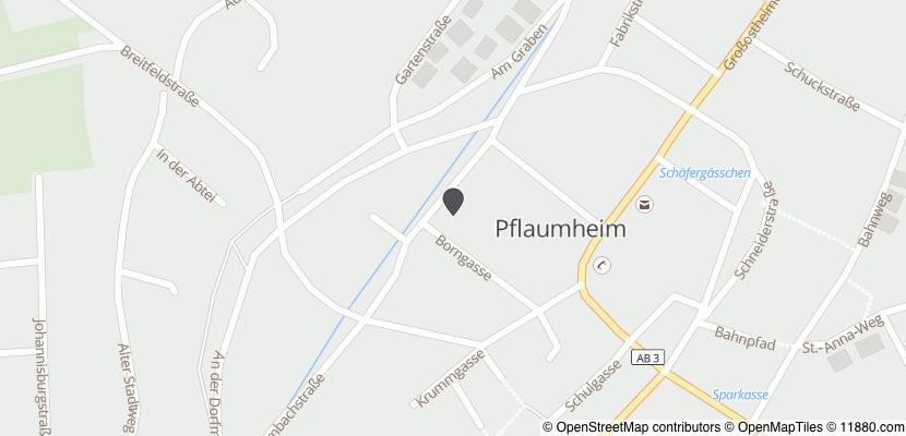 Auf Stadtplan Großostheim anzeigen