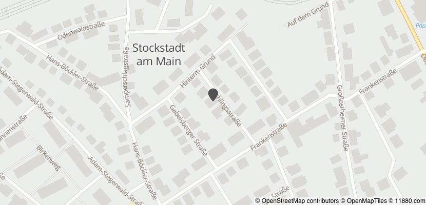 Auf Stadtplan Stockstadt am Main anzeigen