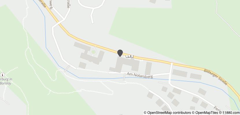Auf Stadtplan Neuerburg, Eifel anzeigen