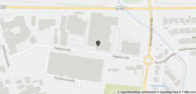 Auf Stadtplan Rodgau anzeigen