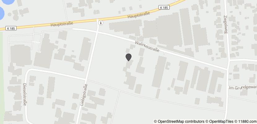 Auf Stadtplan Seligenstadt, Hessen anzeigen
