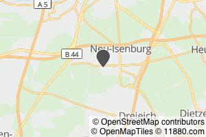 Auf Stadtplan Neu-Isenburg anzeigen