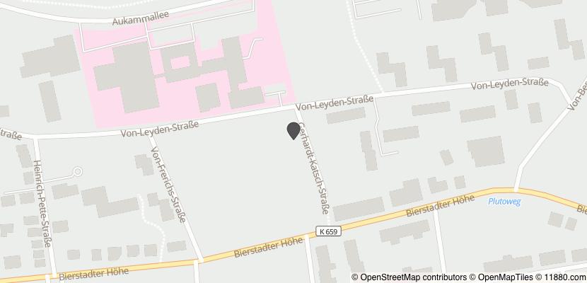 Auf Stadtplan Wiesbaden anzeigen