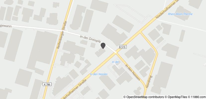 Auf Stadtplan Hofheim am Taunus anzeigen