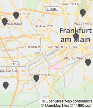 Briefmarke Frankfurt Adressen Im Telefonbuch