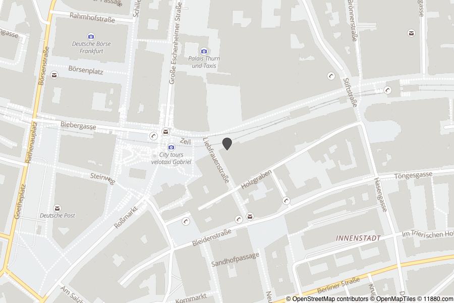Esprit Frankfurt Innenstadt | Öffnungszeiten | Telefon | Adresse