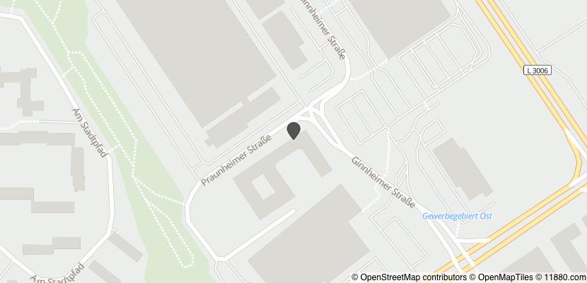 Auf Stadtplan Eschborn, Taunus anzeigen