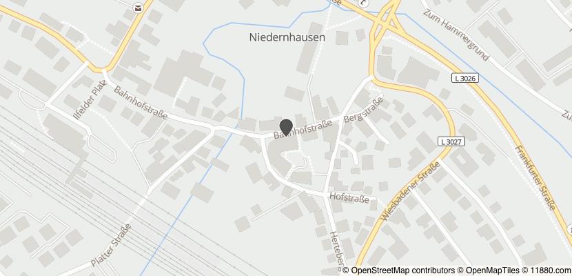 Auf Stadtplan Niedernhausen, Taunus anzeigen