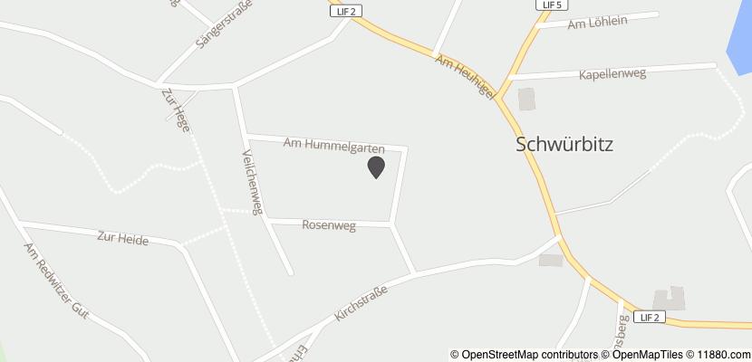 Auf Stadtplan Michelau in Oberfranken anzeigen