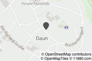 Auf Stadtplan Daun anzeigen