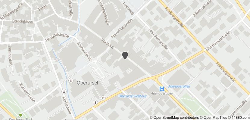 ▷ Cafe Bistro Hochsitz ✅   Tel. (06171) 48... ☎ - Adresse