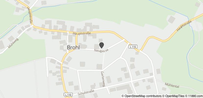 Auf Stadtplan Brohl, Eifel anzeigen