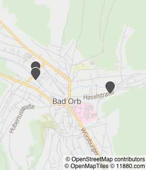 Stadtplan Bad Orb