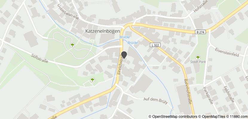 Auf Stadtplan Katzenelnbogen anzeigen