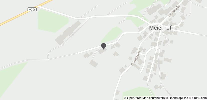 Auf Stadtplan Schwarzenbach am Wald anzeigen