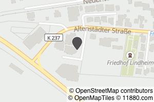 Auf Stadtplan Altenstadt, Hessen anzeigen