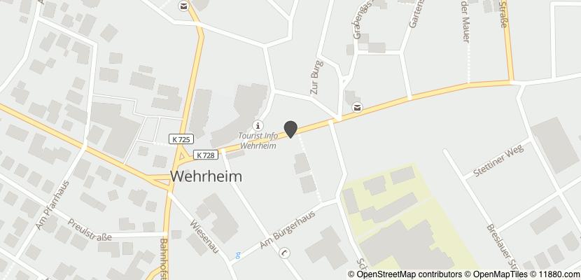 Auf Stadtplan Wehrheim anzeigen