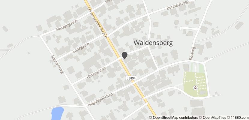 Auf Stadtplan Wächtersbach anzeigen