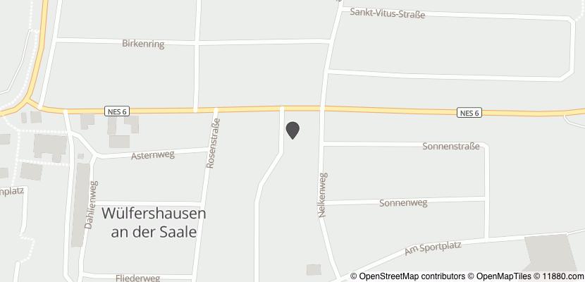 Auf Stadtplan Wülfershausen an der Saale anzeigen