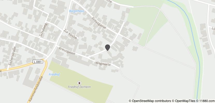 Auf Stadtplan Friedberg, Hessen anzeigen